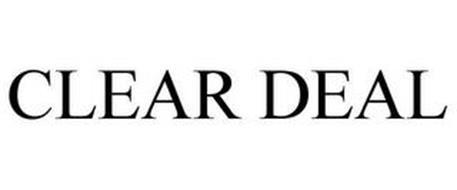 CLEAR DEAL
