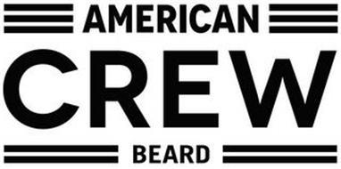 AMERICAN CREW BEARD