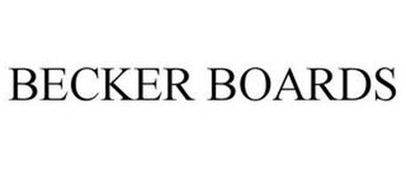 BECKER BOARDS