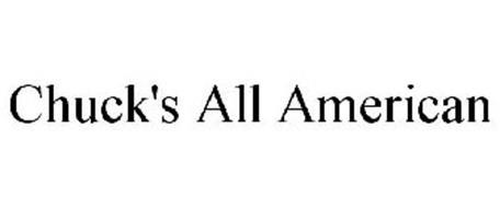 CHUCK'S ALL AMERICAN
