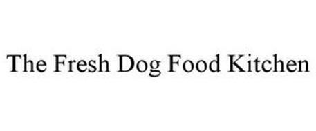 THE FRESH DOG FOOD KITCHEN