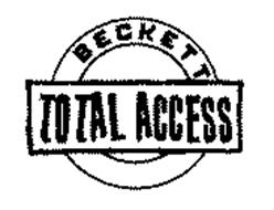 BECKETT TOTAL ACCESS