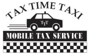 TAX TIME TAXI MOBILE TAX SERVICE TTT