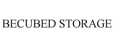 BECUBED STORAGE