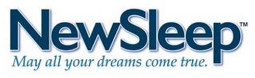 NEWSLEEP MAY ALL YOUR DREAMS COME TRUE.