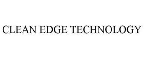CLEAN EDGE TECHNOLOGY
