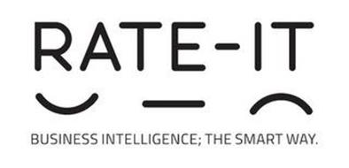 RATE-IT BUSINESS INTELLIGENCE; THE SMART WAY.