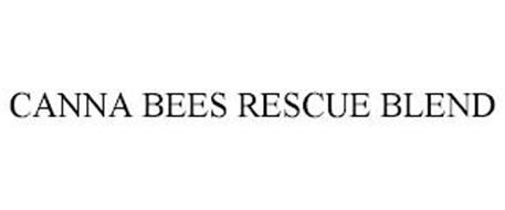 CANNA BEES RESCUE BLEND