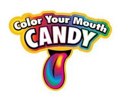 COLOR YOUR MOUTH CANDY
