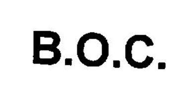 B.O.C.