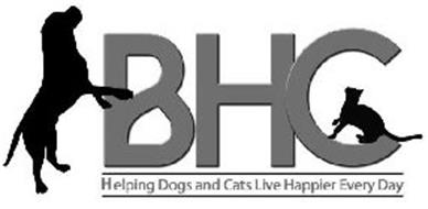 BHC HELPING DOGS AND CATS LIVE HAPPIER EVERY DAY