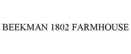 BEEKMAN 1802 FARMHOUSE