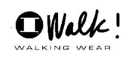 I WALK! WALKING WEAR