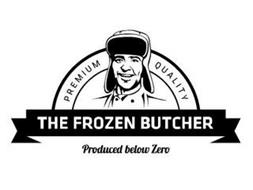 THE FROZEN BUTCHER PREMIUM QUALITY PRODUCED BELOW ZERO