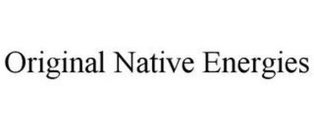 ORIGINAL NATIVE ENERGIES