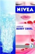 NIVEA A KISS OF BERRY SWIRL