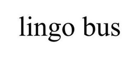 LINGO BUS