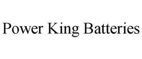 POWER KING BATTERIES