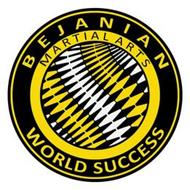 BEJANIAN WORLD SUCCESS MARTIAL ARTS