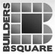 B BUILDERS SQUARE