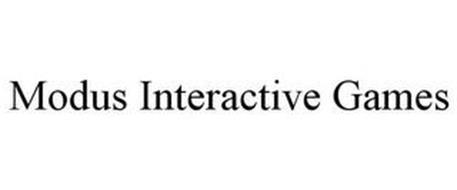MODUS INTERACTIVE GAMES