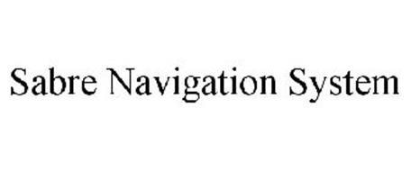 SABRE NAVIGATION SYSTEM