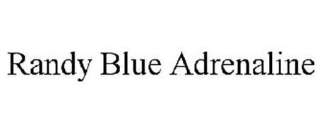 RANDY BLUE ADRENALINE
