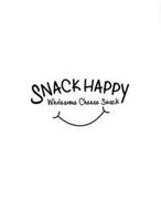 SNACK HAPPY WHOLESOME CHEESE SNACK