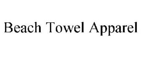 BEACH TOWEL APPAREL