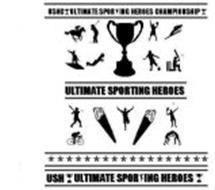 USHC ULTIMATE SPORTING HEROES CHAMPIONSHIP; ULTIMATE SPORTING HEROES; USH; ULTIMATE SPORTING HEROES