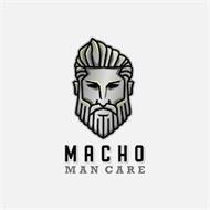 MACHO MAN CARE