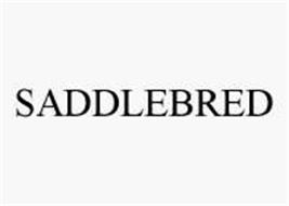 Saddlebred Trademark Of Belk Stores Services Inc Serial