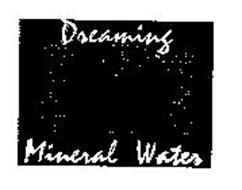 DREAMING MINERAL WATER