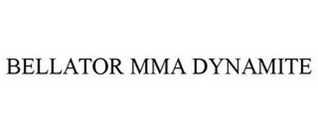 BELLATOR MMA DYNAMITE