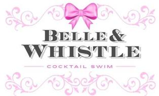 BELLE & WHISTLE COCKTAIL SWIM