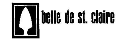 BELLE DE ST. CLAIRE