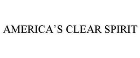 AMERICA'S CLEAR SPIRIT