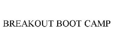 BREAKOUT BOOT CAMP