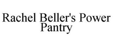 RACHEL BELLER'S POWER PANTRY