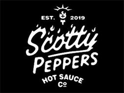 SCOTTY PEPPERS HOT SAUCE CO EST. 2019