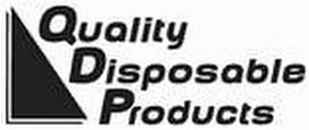 QUALITY DISPOSABLE PRODUCTS