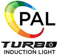 PAL TURBO INDUCTION LIGHT