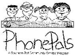 PHONEPALS A SOUTHERN BELL COMMUNITY SERV
