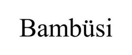BAMBÜSI