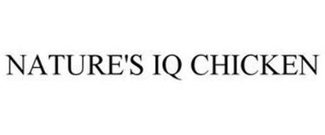 NATURE'S IQ CHICKEN