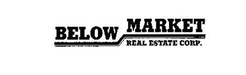 BELOW MARKET REAL ESTATE CORP.