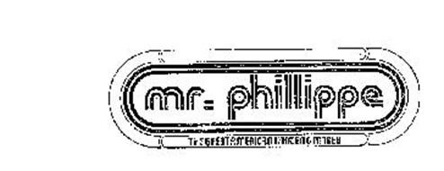 MR. PHILLIPPE THE GREAT AMERICAN HANDBAG MAKER