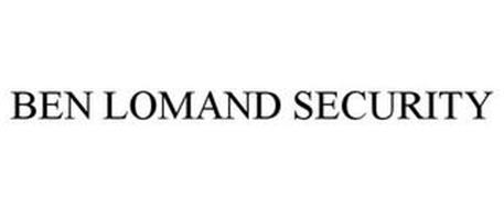 BEN LOMAND SECURITY