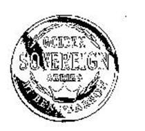 GOLDEN SOVEREIGN SERIES BY BEN PEARSON