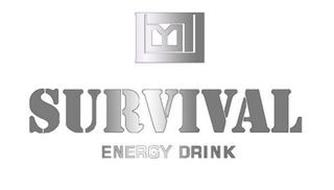 B SURVIVAL ENERGY DRINK